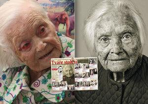 V roce 1911, kdy se narodila Marie Hana Fejfarová, na jižním pólu stanul první člověk.