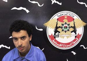 Bratr teroristy z Manchesteru Hashem Abedi