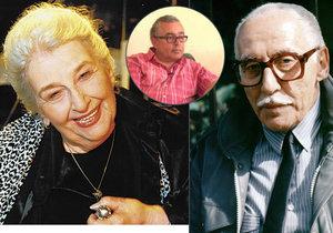 Podle synovce Zázvorkové ji Kopecký jednou prohrál v šachách a ona musela jít s cizím mužem!