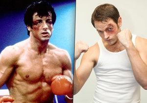 Sylvestr Stallone se přijede podívat na český muzikál Rocky s Janem Křížem.