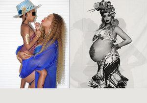 Fanoušci se domnívají, že zpěvačka už  porodila.