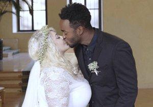 Dannie se tajně provdala za Alberta.