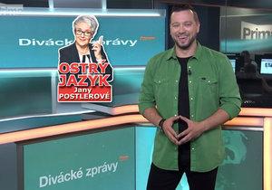 Jak hodnotí Jana Postlerová výkon Michala Kavalčíka alias Rudy z Ostravy v Diváckých zprávách?