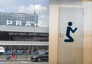 Na Letišti Václava Havla v Praze mají místnost, o které jste možná ani nevěděli.