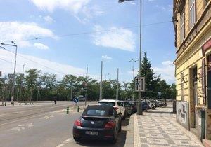 V Praze 7 bude víc parkovacích míst, nejspíš už od 1. února.