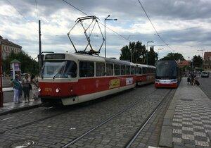 Praha má novou aplikaci pro veřejnou dopravu. (ilustrační foto)