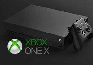 Nová konzole Xbox One X bude nejvýkonnější na trhu.
