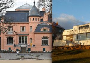 Brno zpřístupní vily Tugendhat a Löw-Beer pomocí turniketu.