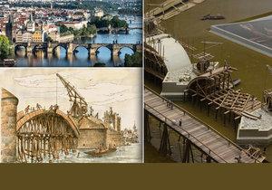 Karlův most slaví výročí.