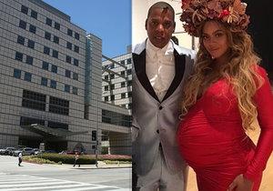 Zpěvačka Beyoncé porodila dvojčata! S manželem se chlubila přátelům.