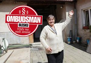 Paní Božena Možnarová (63) po neuváženém darování domu: Dceru bych nejraději vydědila!