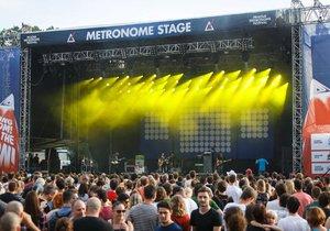 Metronome Festival se letos bude konat potřetí. Takhle to vypadalo loni.