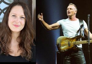 Bára Šubrtová (33), programová ředitelka festivalu Metronome, Blesku prozradila, jak se jí podařilo přilákat do Prahy Stinga.