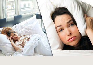 Jak se vyspat ve vedru?