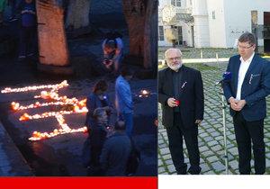 V Praze odstartovala kampaň, která vzpomíná na Miladu Horákovou a další oběti minulého režimu.