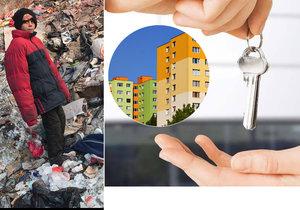 Projekt na ukončování bezdomovectví rodin v Brně ušetřil za rok 1,5 milionu korun.