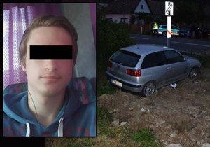 Tomáše (†17) zastřelil bývalý učitel! Z nehody se nemůže vzpamatovat.