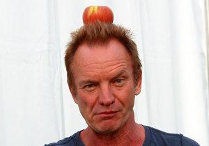 Sting u příležitosti koncertu v Praze poskytl Blesku rozhovor.