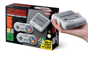 Miniaturní SNES se začne prodávat 29. září.