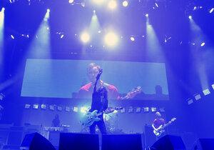 Foo Fighters zavítali do Prahy po pěti letech.