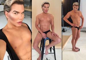 Rodrigo Alves nafotil sexy fotky.
