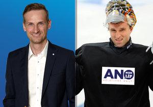 Do Sněmovny chtějí také sportovci – skokan na lyžích Jakub Janda za ODS a hokejový brankář za ANO.