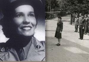 Barbara Lauwers Podoskiová (†95), vlastním jménem Božena Hauserová, byla za 2. světové války jedním z jejích nejlepších špionů.