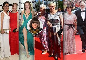 Další porce Františčiny módní kritiky z červeného koberce