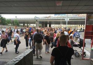 S létem se doprava po Praze v mnohém zkomplikovala.