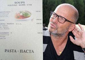 Zdeněk Pohlreich poslal drsný vzkaz restauratérům z Varů: Kradete jako taxikáři!