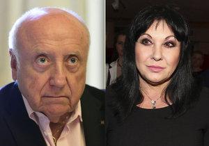 Patrasová prozradila, jak vychází s manželem Felixem.