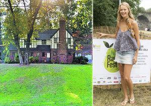 Helena Houdová se rozhodla prodat svůj dům.