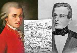 Je česká hymna opsaná od Mozarta?