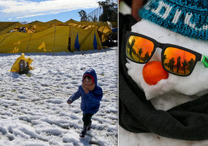 Chile zasáhlo silné sněžení. Kvůli jeho důsledkům zůstalo až čtvrt milionu lidí bez elektřiny.