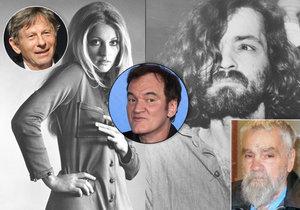 Quentin Tarantino natočí film o životě vraha Charlese Mansona.