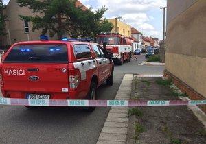 Hasiči zasahovali u požáru kůlny s varnou drog v Čelákovicích (ilustrační foto).