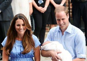 Kate s Williamem: Čekají dvojčata?