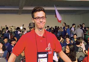 Syn Bašára Asada vyrazil do Ria soutěžit v matematice, moc se mu ale nedařilo.