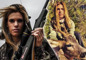 Krásnou lovkyni Melanii Capitan našli mrtvou. Podle policie si nejspíš vzala život sama.