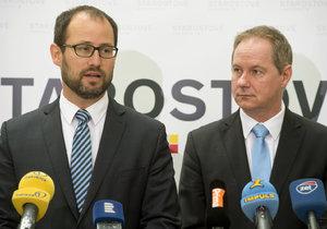 STAN si jako volebního lídra zvolilo poslance Jana Farského.