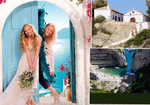 Dvojka filmu Mamma Mia! se už nenatočí v Řecku, ale na Jadranu!