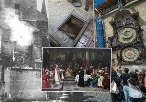 Staroměstská radnice byla svědkem poprav, válek, požáru i povodní.