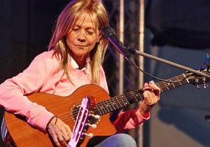 Charitativní koncert na zámku Zahrádky byl prvním vystoupením po její nemoci.