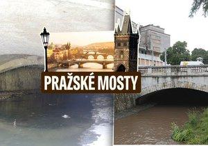 První betonový most v Čechách najdete v Libni. Vznikl ještě před připojením čtvrti k Praze.