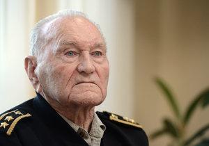Jaroslav Klemeš byl posledním žijícím výsadkářem, který byl do okupovaného Československa vyslán z Velké Británie.