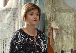 Ivana Andrlová v seriálu Přístav