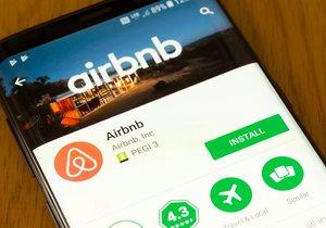 Aplikace Airbnb