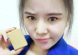 Číňanka poslala svému bývalému příteli mýdlo vyrobené z vlastního tuku