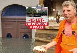 Povodeň v roce 2002 byla zničující, nikdo ji v tak velkém rozsahu nečekal.