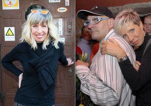 Marcela Březinová má nového přítele! Po mrtvém manželovi už netruchlí.
